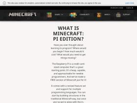 pi.minecraft.net