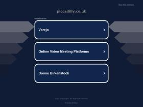 piccadilly.co.uk