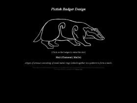 pictishbadgerdesign.co.uk