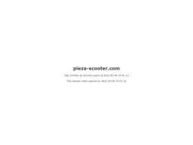 pieza-scooter.com