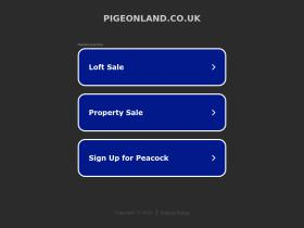 pigeonland.co.uk