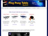 pingpongtablereviews.com