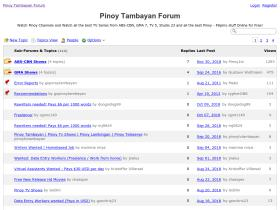 pinoy-tambayan-forum.2295972.n4.nabble.com