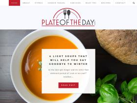 plateoftheday.com
