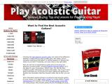 play-acoustic-guitar.com