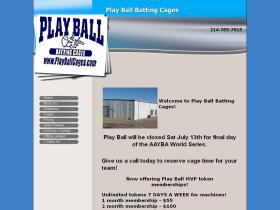 playballcages.com