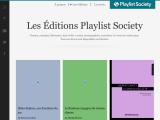 playlistsociety.fr
