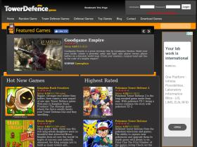 playtowerdefensegames.com