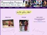 playwrightsproject.org