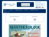 pleasantvalleylibrary.org