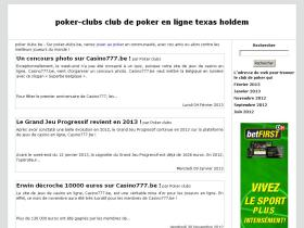 poker-clubs.be
