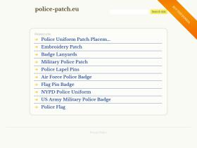 police-patch.eu