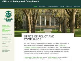 policies.colostate.edu