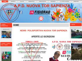 polisportivatorsapienza.it