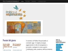 politicaresponsabile.it