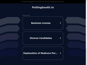 pollingbooth.in