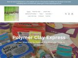 polymerclayexpress.com