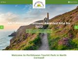 porthtowantouristpark.co.uk