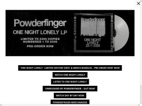 powderfinger.com