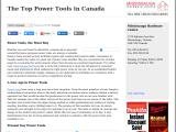 powertoolscanada.ca