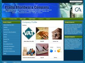 pradipbhardwaj.trademart.in