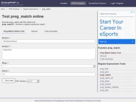 preg_match.onlinephpfunctions.com
