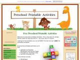 preschool-printable-activities.com