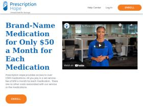 prescriptionhope.com