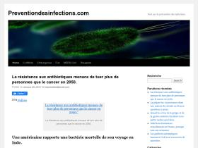preventiondesinfections.com
