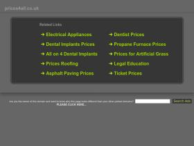 prices4all.co.uk