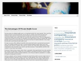 privatehealthcover.org