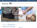 proactiveptclinics.com