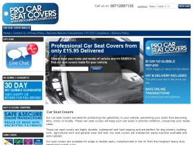 procarseatcovers.co.uk