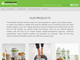 products.herbalife.com