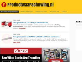 productwaarschuwing.nl