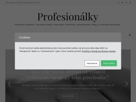 profesionalky.sk