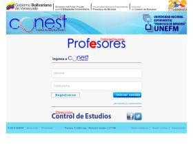 profesores.unefm.edu.ve