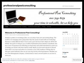 professionalpestconsulting.wordpress.com