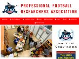 profootballresearchers.org