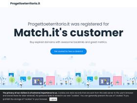 progettoeterritorio.it