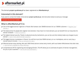 project-syndicate.pl
