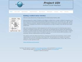 project-udi.org