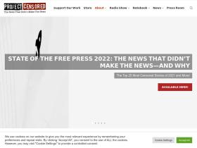 projectcensored.org