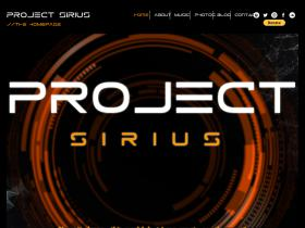 projectsirius.com