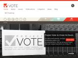 projectvote.org
