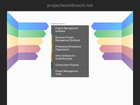 projectworldreach.net