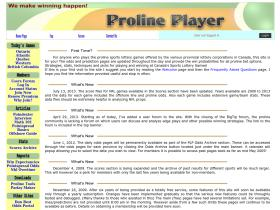 prolineplayer.com