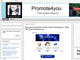 promoting4you.blogspot.be