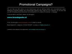 promotionalcampaigns.nl