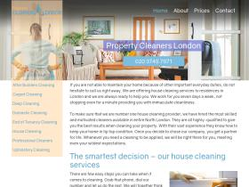 propertycleanerslondon.co.uk